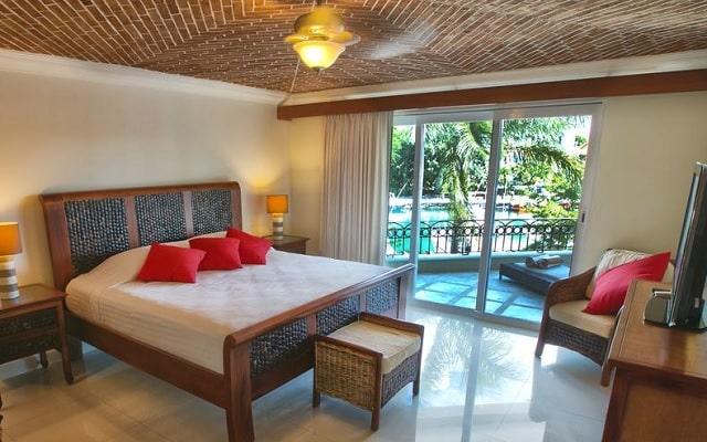 Hotel Aventuras Club Marina, habitaciones bien equipadas