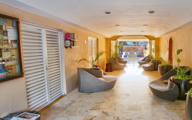 Hotel Aventuras Club Marina, cómodas instalaciones