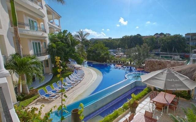 Hotel Aventuras Club Marina, vistas hermosas