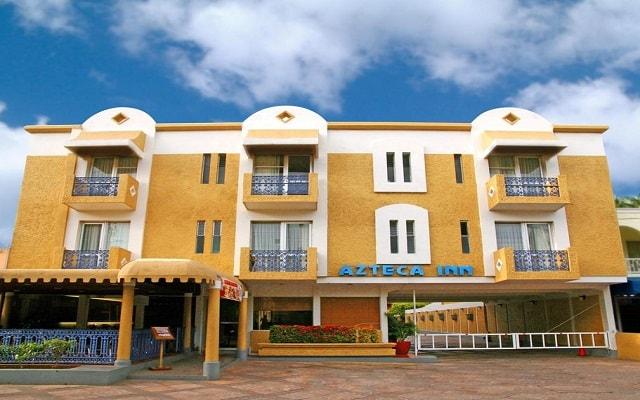 Hotel Azteca Inn en Zona Dorada