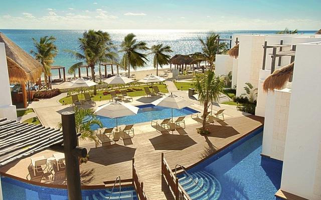 Hotel Azul Beach Resort Riviera Maya en Puerto Morelos