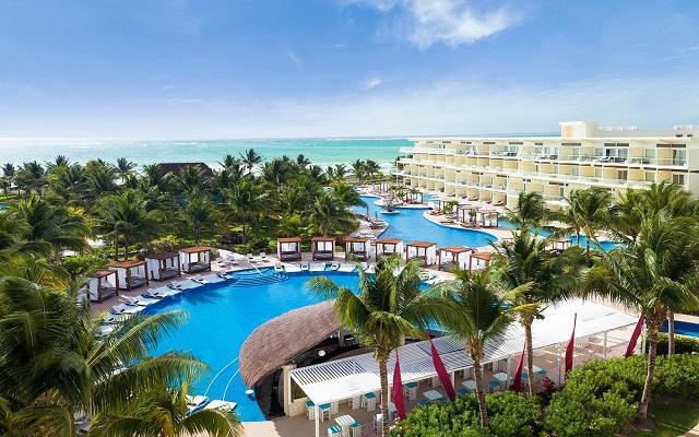 Hotel Azul Beach Resort Sensatori México en Puerto Morelos