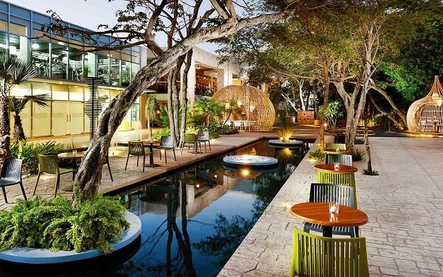 Hotel Azul Beach Resort The Fives Playa del Carmen, instalaciones agradables