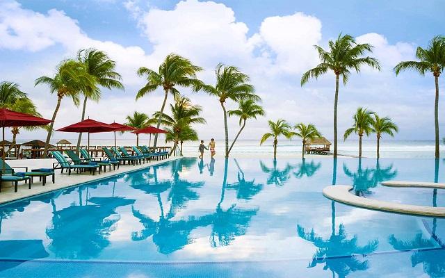 Hotel Azul Beach Resort The Fives Playa del Carmen, vistas increíbles del mar