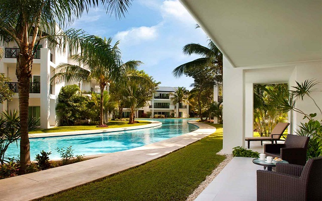Hotel Azul Beach Resort The Fives Playa del Carmen, lazy river