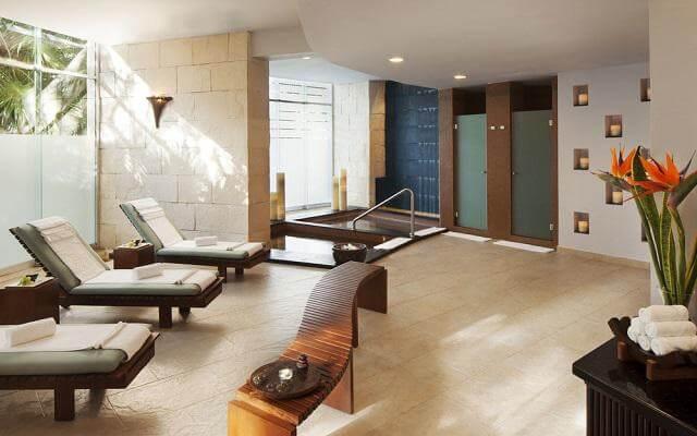 Hotel Azul Beach Resort The Fives Playa del Carmen, relájate en el spa