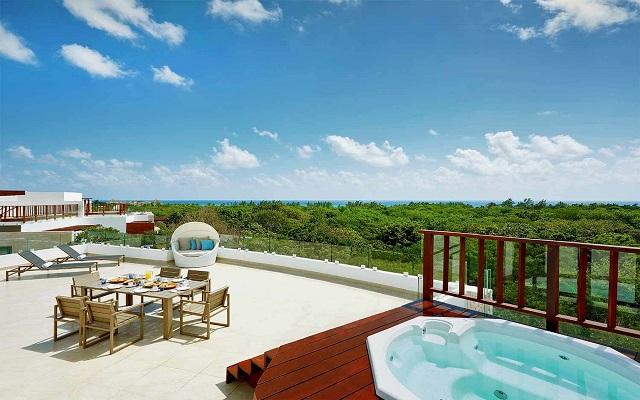 Hotel Azul Beach Resort The Fives Playa del Carmen, escenarios de gran confort