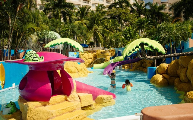Hotel Azul Ixtapa All Inclusive Beach Resort, sitios con mucha diversión