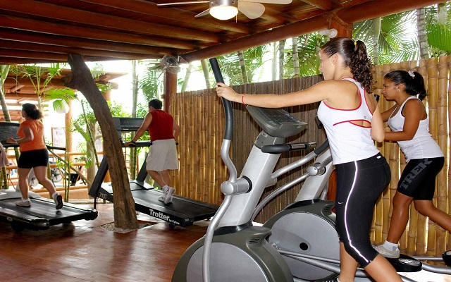 Hotel Azul Ixtapa All Inclusive Beach Resort, gimnasio