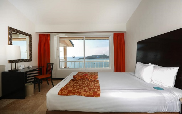 Hotel Azul Ixtapa All Inclusive Beach Resort, amplias y luminosas habitaciones