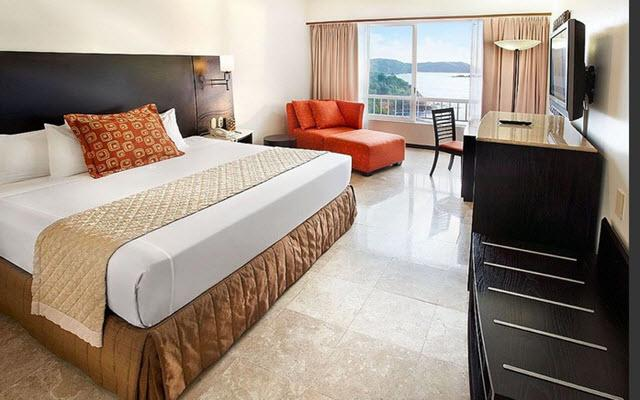 Hotel Azul Ixtapa All Inclusive Beach Resort, habitaciones bien equipadas