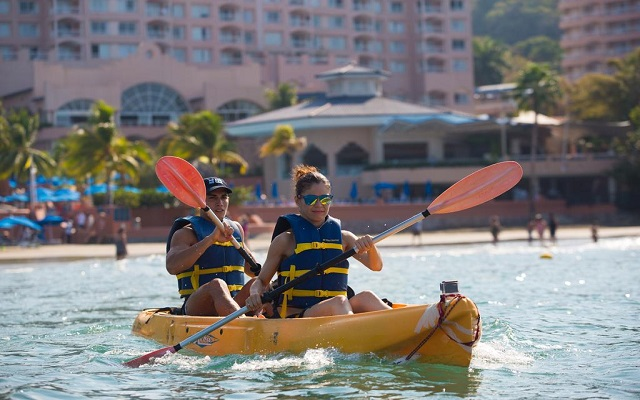 Hotel Azul Ixtapa All Inclusive Beach Resort, kayak