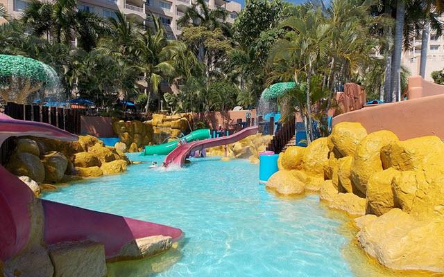 Hotel Azul Ixtapa All Inclusive Beach Resort, Parque Infantil