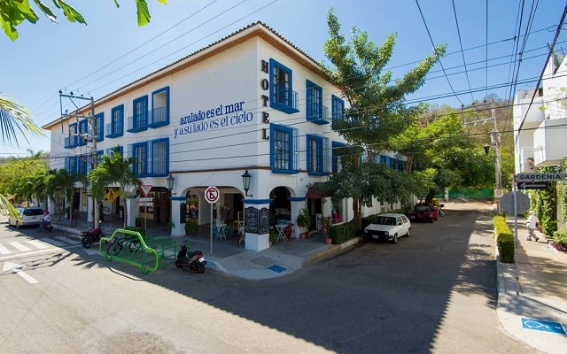 Hotel Azul Sirena Huatulco