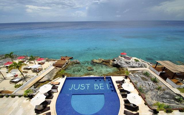 Hotel B Cozumel, hermosa vista aérea