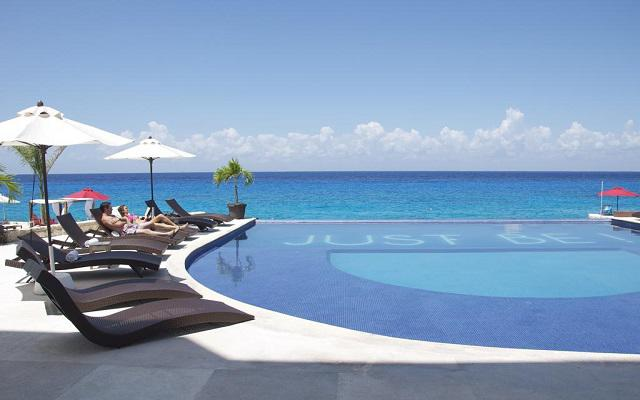 Hotel B Cozumel, asoléate en espacios increíbles
