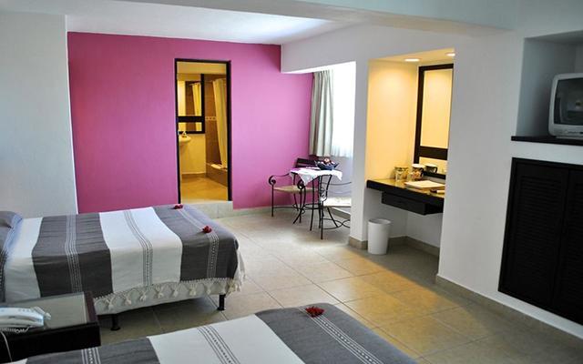 Hotel B Cozumel, habitaciones cómodas y acogedoras