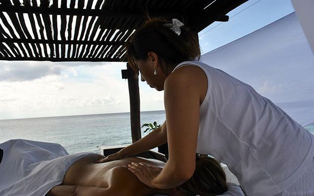 Hotel B Cozumel, cuenta con servicio de spa exclusivo