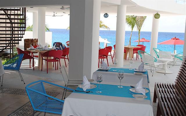 Hotel B Cozumel, escenario perfecto para disfrutar de los alimentos