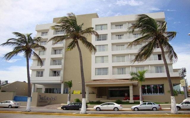 Hotel Balajú en Veracruz Puerto