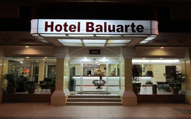 Hotel Baluarte en Veracruz Puerto