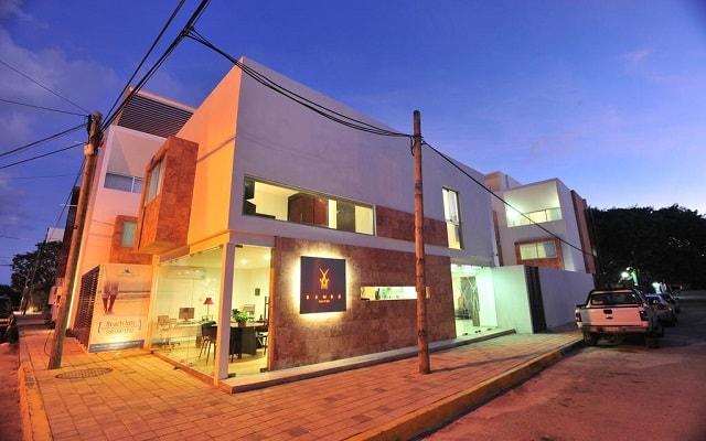 Hotel Bambú Suites en Playa del Carmen