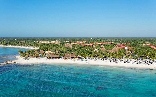 Hotel Barceló Maya Caribe en Xpu-Ha