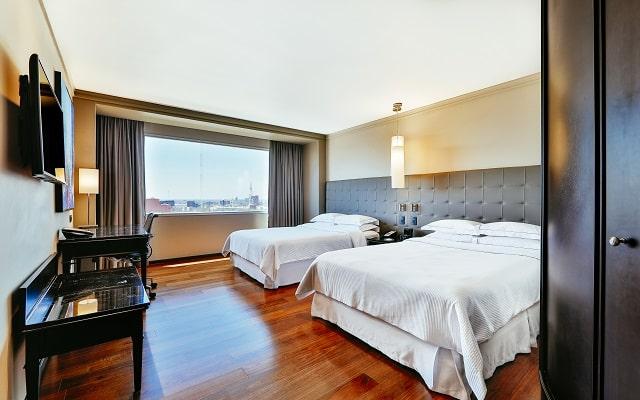 Hotel Barceló México Reforma, aprovecha cada instante de tu descanso