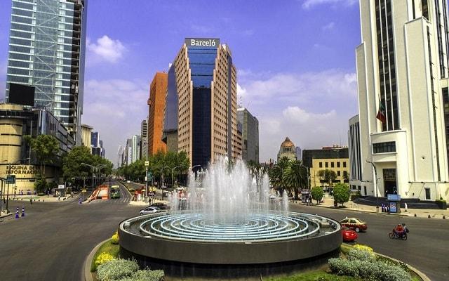 Hotel Barceló México Reforma en Reforma
