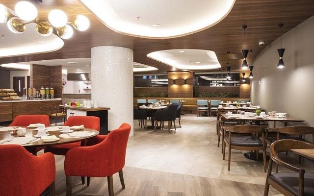 Hotel Barceló México Reforma, espacios de diseño