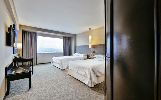 Hotel Barceló México Reforma, ambientes únicos para tu descanso