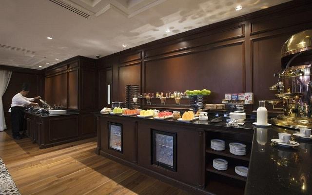 Hotel Barceló México Reforma, ricos platillos para tus comidas