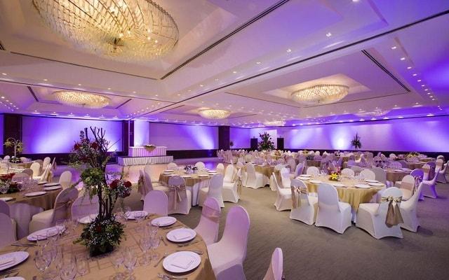 Hotel Barceló México Reforma, salón de eventos