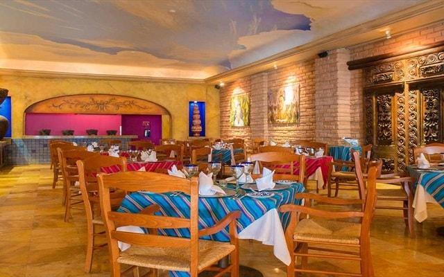 Hotel Barceló Gran Faro Los Cabos, gastronomía de calidad