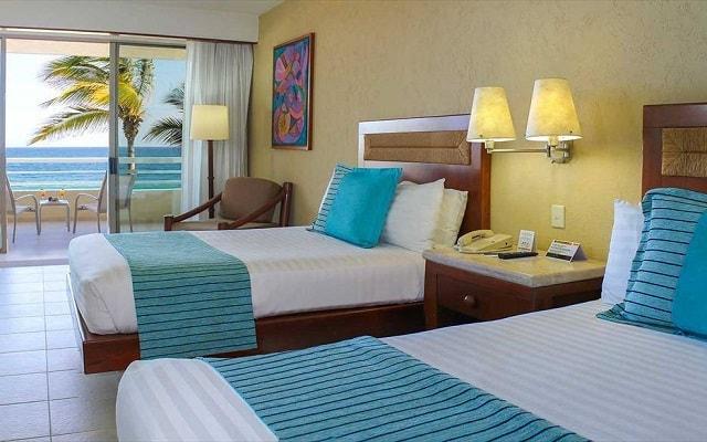 Hotel Barceló Gran Faro Los Cabos, amplias y luminosas habitaciones