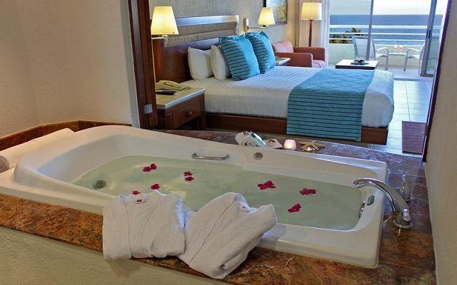 Hotel Barceló Gran Faro Los Cabos, habitaciones bien equipadas