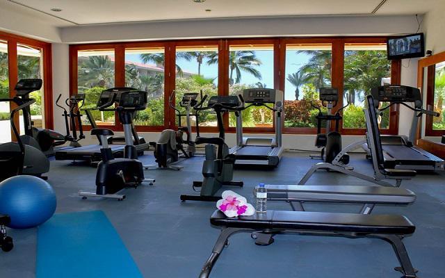 Hotel Barceló Gran Faro Los Cabos, gimnasio bien equipado