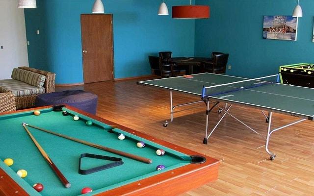 Hotel Barceló Gran Faro Los Cabos, salón de juegos