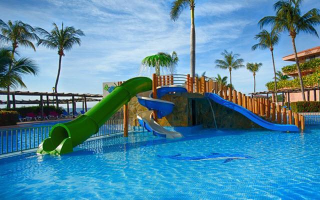 Hotel Barceló Huatulco Beach Water Park For Children