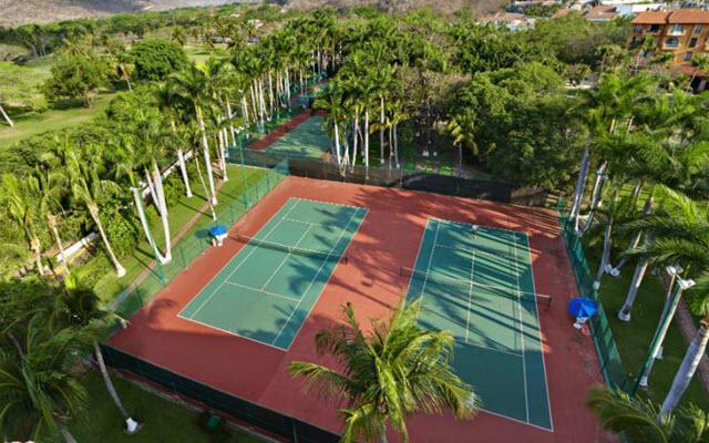 Hotel Barceló Huatulco Beach, diviértete en un partido de tenis