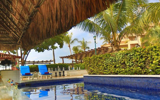 Hotel Barceló Huatulco Beach, Pool Bar