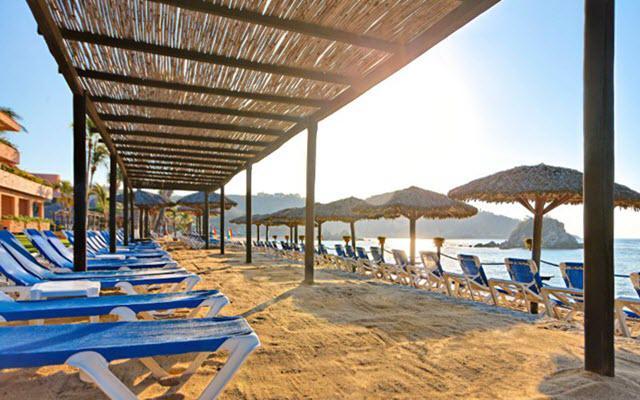 Hotel Barceló Huatulco Beach, amenidades en cada sitio