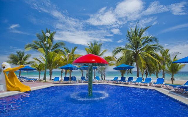 Hotel Barceló Ixtapa Beach, alberca infantil