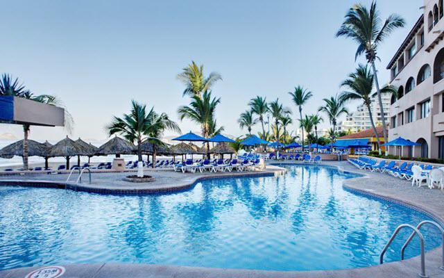 Hotel Barceló Ixtapa Beach, ambientes únicos
