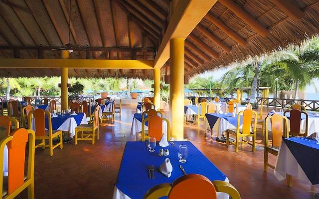 Hotel Barceló Ixtapa Beach, Restaurante Caracol