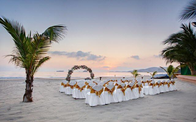 Hotel Barceló Ixtapa Beach, tu boda como la imaginaste