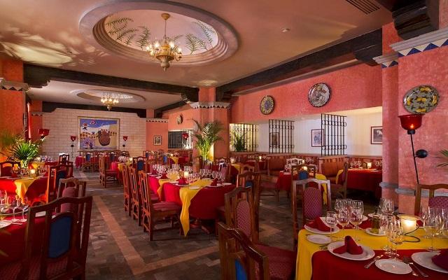 Hotel Barceló Ixtapa Beach, Restaurante La Fontana
