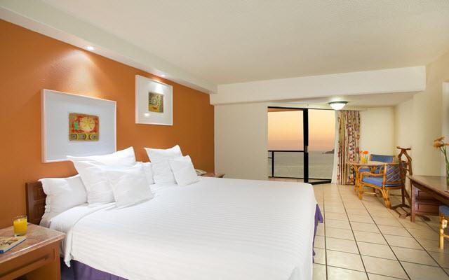 Hotel Barceló Ixtapa Beach, espacios de descanso