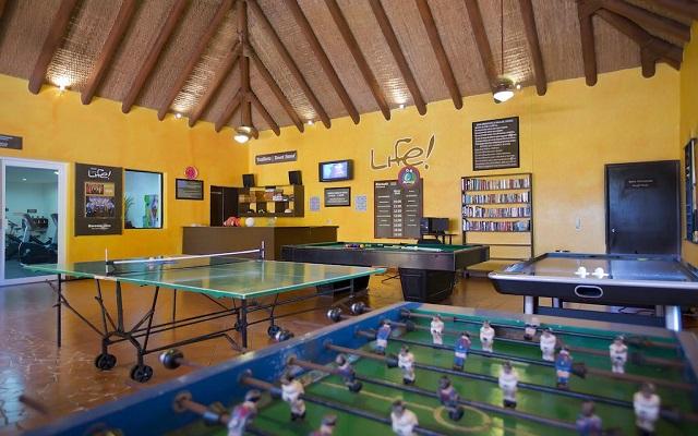 Hotel Barceló Ixtapa Beach, salón de juegos