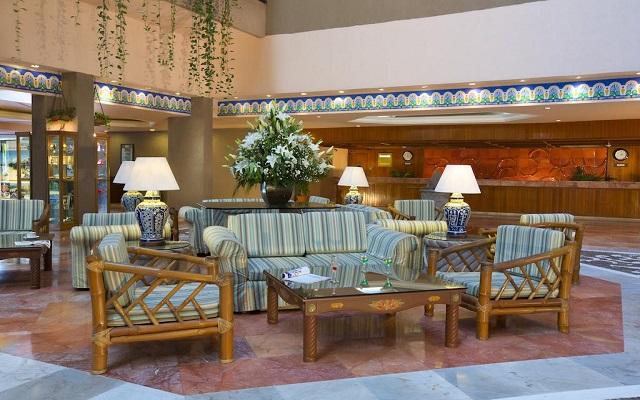 Hotel Barceló Ixtapa Beach, atención personalizada desde el inicio de tu estancia